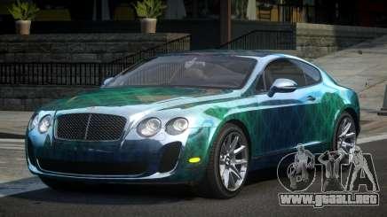 Bentley Continental U-Style L6 para GTA 4