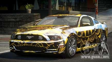 Ford Mustang GT BS-R L9 para GTA 4