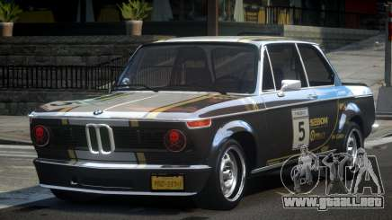 BMW 2002 PSI Drift S1 para GTA 4