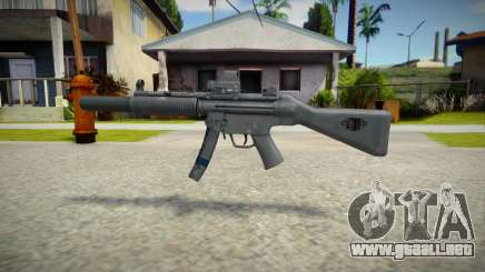 MP5SD (COD MW2019) para GTA San Andreas