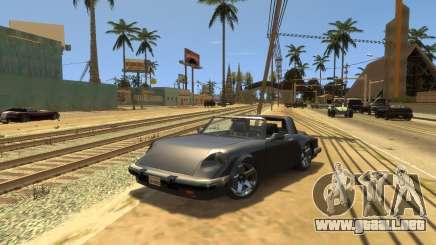 Cometa SA para GTA 4