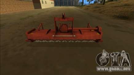 Gurbaz Rotavator para GTA San Andreas