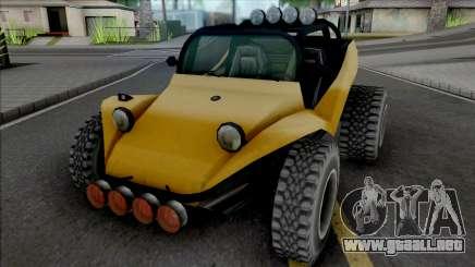 GTA Gorillaz 19-2000 (Color Style) para GTA San Andreas