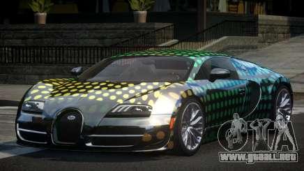 Bugatti Veyron US S1 para GTA 4