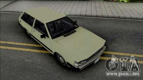 Ford Del Rey Belina 1983 para GTA San Andreas