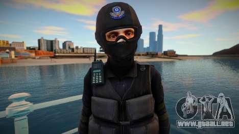 Nuevo comando para GTA San Andreas