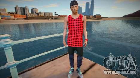 Marco Reus para GTA San Andreas