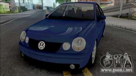 Volkswagen Polo Sedan 2005 Sportline para GTA San Andreas