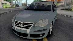 Volkswagen Polo Sedan 2010 Comfortline para GTA San Andreas