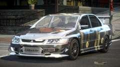 Mitsubishi Lancer Evolution VIII GST-R S5