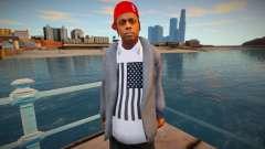 Lil Wayne Skin para GTA San Andreas