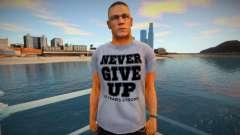 John Cena tee shirt para GTA San Andreas