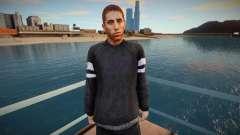 Sergio Ramos Skin para GTA San Andreas