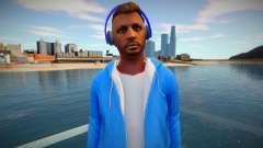 Guy 18 from GTA Online para GTA San Andreas