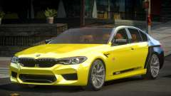 BMW M5 Competition xDrive AT S10