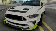 Ford Mustang RTR Spec 5 2021
