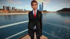 Lara Croft Hitman para GTA San Andreas