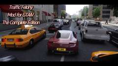 Traffic Felony Mod for GTAIV para GTA 4