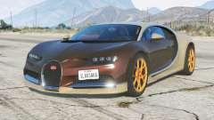 Bugatti Quirón 2016〡add-on v2.0 para GTA 5