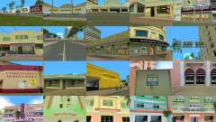 Texturas de texto rusas para GTA Vice City