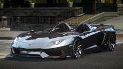 Lamborghini Aventador SP-S