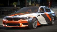 BMW M5 Competition xDrive AT S9