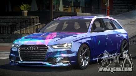Audi B9 RS4 S1 para GTA 4