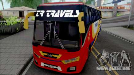 Hino AK1J non AC Bus [IVF] para GTA San Andreas