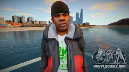 New bmypol1 winter para GTA San Andreas