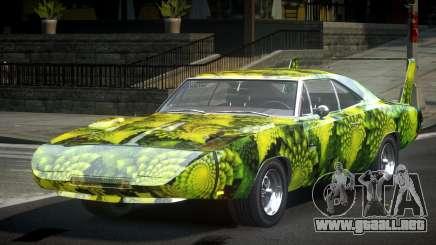1973 Dodge Daytona S8 para GTA 4