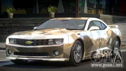 Chevrolet Camaro PSI-S S5 para GTA 4