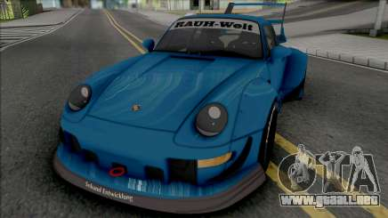 Porsche 911 RWB (RWB 993 Evo) para GTA San Andreas