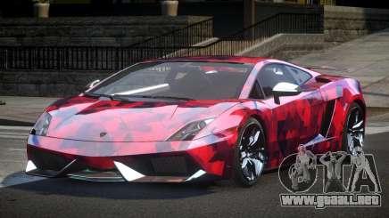 Lamborghini Gallardo LP570 U-Style S2 para GTA 4