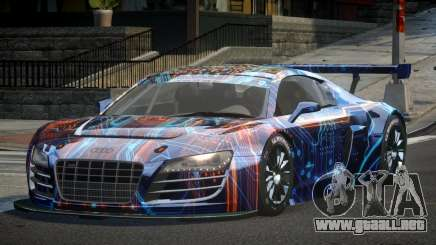Audi R8 US S10 para GTA 4