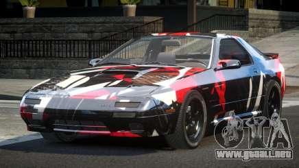 Mazda RX7 Abstraction S1 para GTA 4