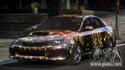 Subaru Impreza US S10 para GTA 4