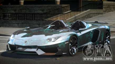 Lamborghini Aventador SP-S S1 para GTA 4
