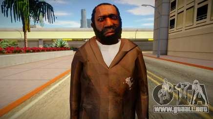 Indigente de GTA 5 v8 para GTA San Andreas