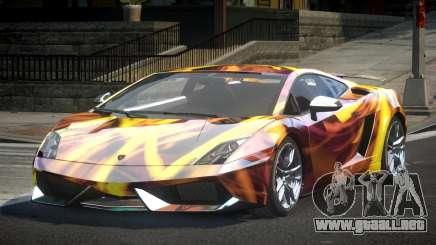 Lamborghini Gallardo LP570 U-Style S5 para GTA 4