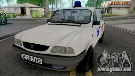 Dacia 1310 CN4 Break Ambulanta para GTA San Andreas