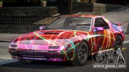 Mazda RX7 Abstraction S10 para GTA 4