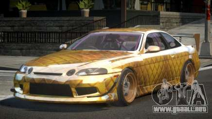 Toyota Soarer U-Style S2 para GTA 4
