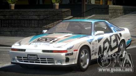 Toyota Supra PSI-R S1 para GTA 4