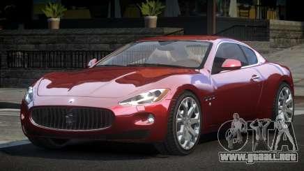 Maserati GranTurismo SP V1.0 para GTA 4