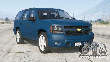 Chevrolet Tahoe (GMT900) 2008〡add-on para GTA 5