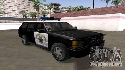 Ford Explorer 1994 Patrulla de Carreteras de California para GTA San Andreas