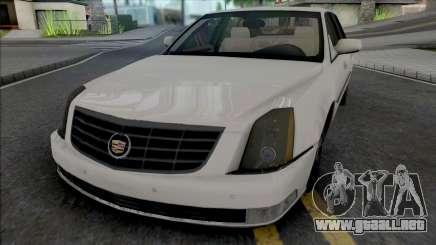 Cadillac DTS 2006 para GTA San Andreas