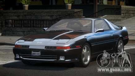 Toyota Supra PSI-R para GTA 4