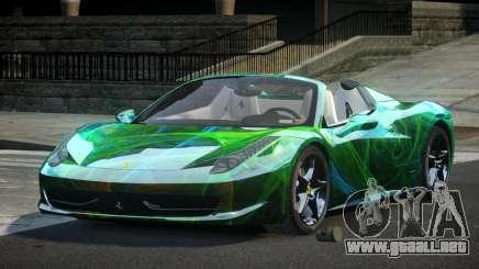 Ferrari 458 BS-S S8 para GTA 4