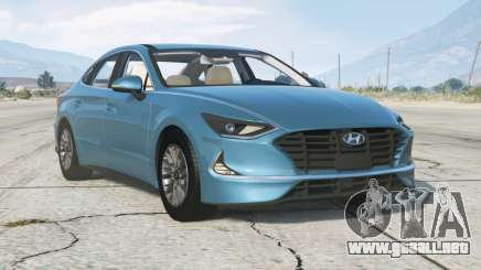 Hyundai Sonata (DN8) 2020 para GTA 5